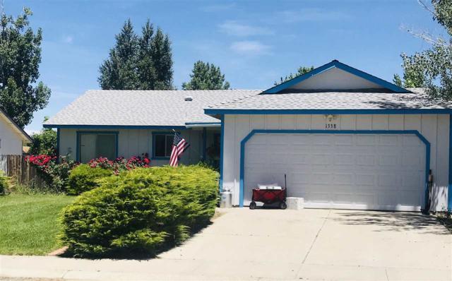 1338 Victoria Dr, Gardnerville, NV 89460 (MLS #190009524) :: Marshall Realty
