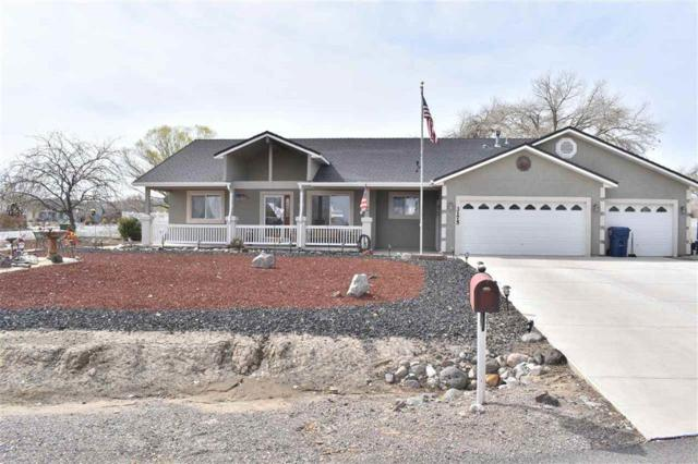 3175 Quick Cal Way, Fernley, NV 89408 (MLS #190009544) :: Marshall Realty