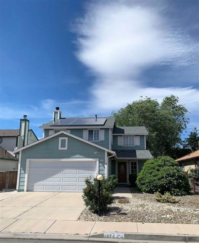 1674 Myles Way, Carson City, NV 89701 (MLS #190009546) :: Chase International Real Estate