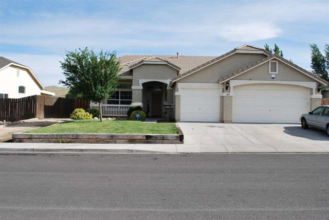1053 Greenbrook Place, Fernley, NV 89408 (MLS #190009551) :: Chase International Real Estate