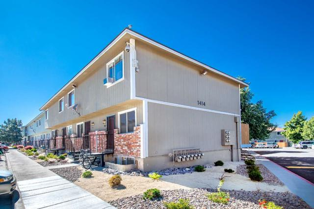 1414 E 9th #14, Reno, NV 89512 (MLS #190009553) :: Marshall Realty