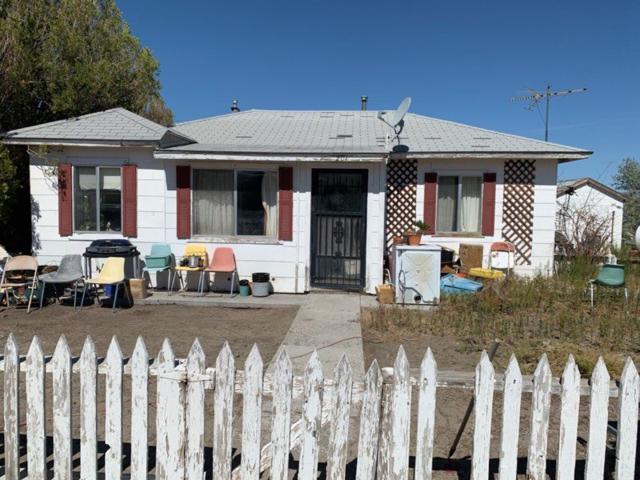 201 B, Gabbs, NV 89409 (MLS #190009558) :: Chase International Real Estate