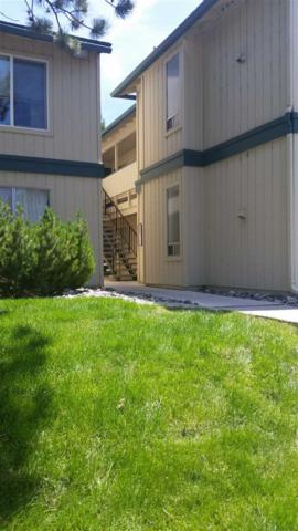 3907 Clear Acre #17, Reno, NV 89512 (MLS #190009565) :: Marshall Realty