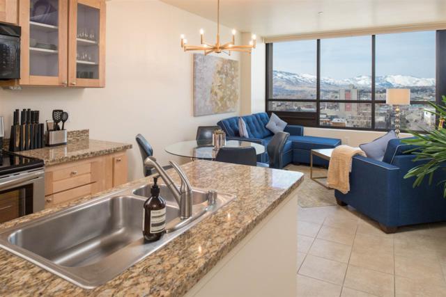 450 N Arlington #1208 #1208, Reno, NV 89503 (MLS #190009572) :: Chase International Real Estate