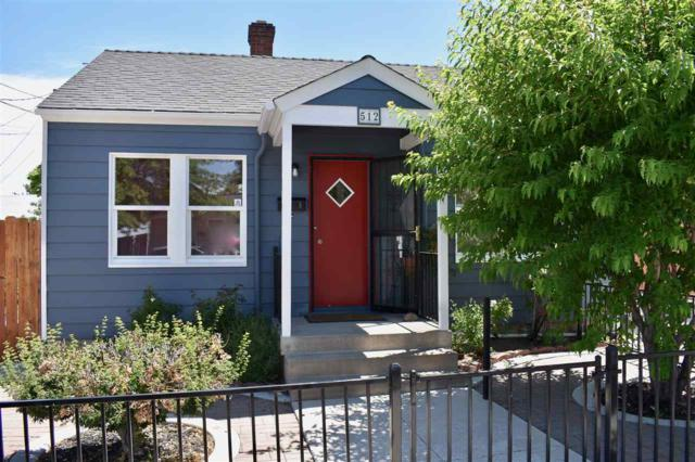 512 Burns Street, Reno, NV 89502 (MLS #190009576) :: Marshall Realty