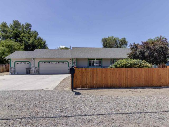 63 State Route 208, Yerington, NV 89447 (MLS #190009587) :: Marshall Realty