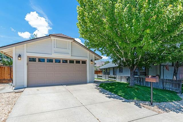 1121 Ambassador Drive, Reno, NV 89523 (MLS #190009608) :: Ferrari-Lund Real Estate