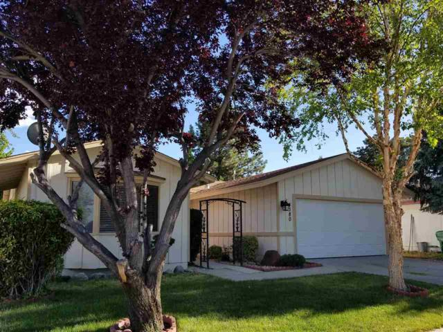 4380 Mira Loma, Reno, NV 89502 (MLS #190009631) :: Theresa Nelson Real Estate