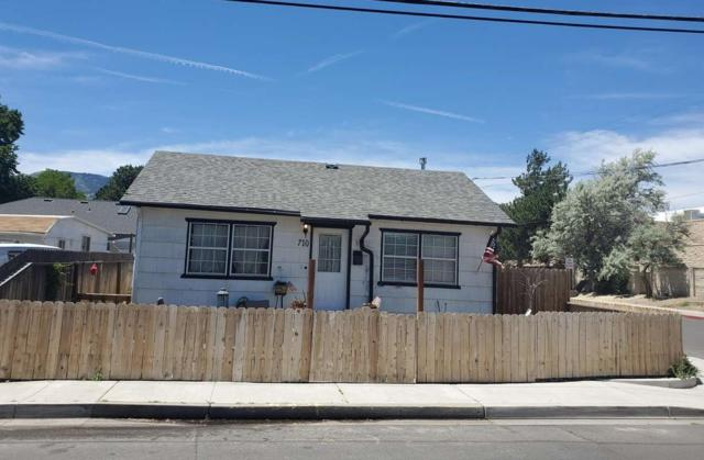 710 N Walsh St, Carson City, NV 89701 (MLS #190009633) :: NVGemme Real Estate