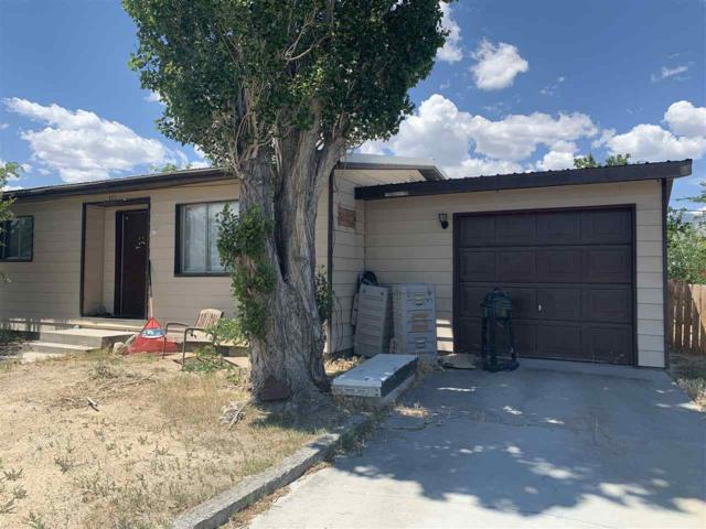375 Connelly Street, Hawthorne, NV 89415 (MLS #190009642) :: The Mike Wood Team
