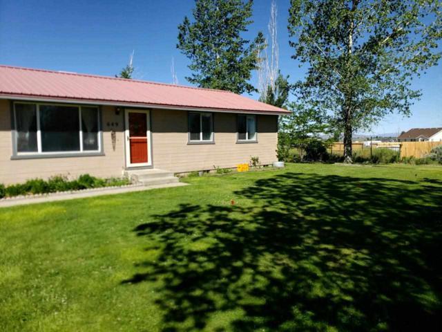 649 Wolcott Dr., Spring Creek, NV 89815 (MLS #190009672) :: Ferrari-Lund Real Estate
