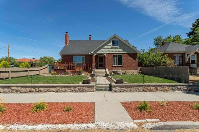 701 Stewart, Reno, NV 89502 (MLS #190009766) :: Theresa Nelson Real Estate