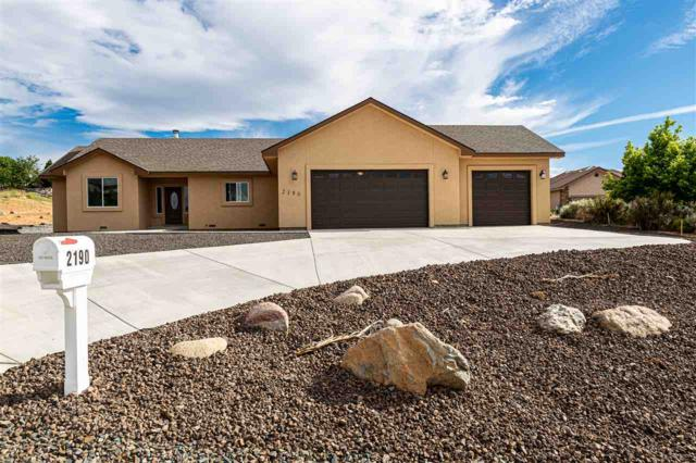 2190 Gentry Lane, Carson City, NV 89701 (MLS #190009774) :: Ferrari-Lund Real Estate