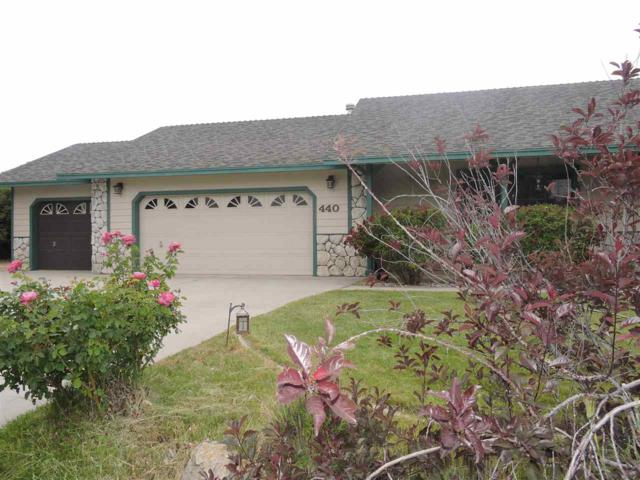 440 Parkhill, Carson City, NV 89701 (MLS #190009869) :: The Mike Wood Team