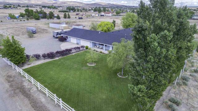 5785 Gayles Circle, Stagecoach, NV 89429 (MLS #190009873) :: NVGemme Real Estate