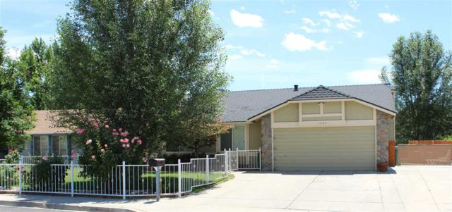 1543 Topeka Cir, Sparks, NV 89434 (MLS #190009904) :: Theresa Nelson Real Estate
