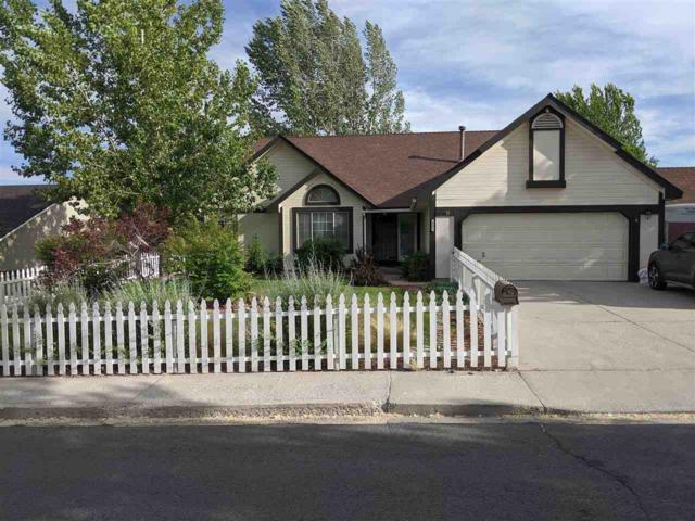 4551 E Fifth, Carson City, NV 89701 (MLS #190010013) :: Chase International Real Estate