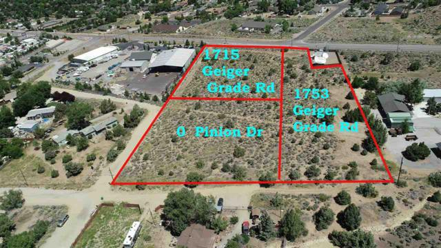 1753 Geiger Grade, Reno, NV 89521 (MLS #190010046) :: The Mike Wood Team