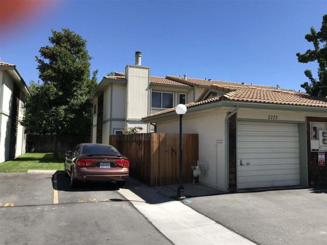2222 Cannonball Lane, Sparks, NV 89431 (MLS #190010072) :: Vaulet Group Real Estate
