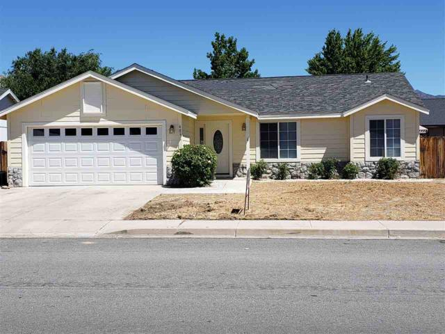 406 Sheep Camp Dr, Dayton, NV 89403 (MLS #190010097) :: Ferrari-Lund Real Estate