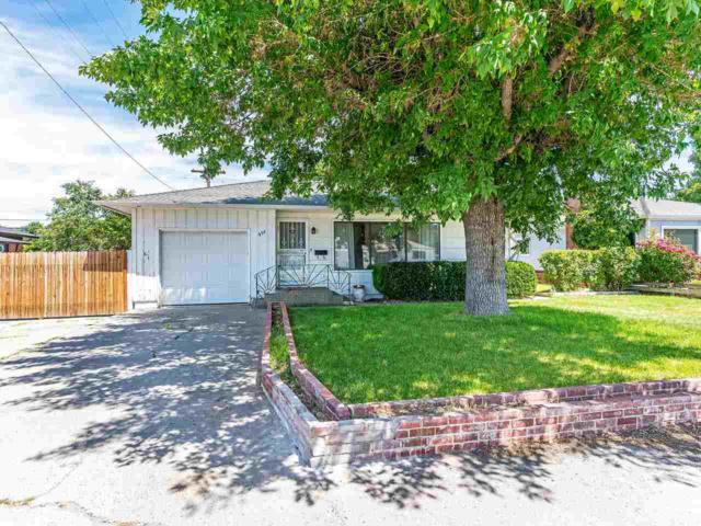 934 Pyramid Way, Sparks, NV 89431 (MLS #190010158) :: The Mike Wood Team