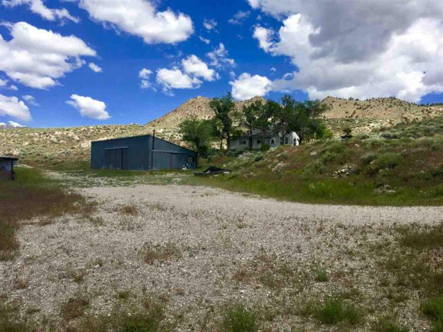 Off of Antelope Road, Eureka, NV 89316 (MLS #190010170) :: Ferrari-Lund Real Estate