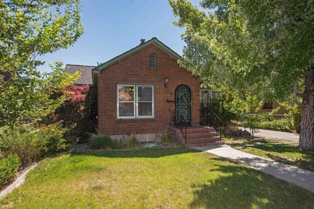 1114 S Arlington Avenue, Reno, NV 89509 (MLS #190010206) :: Joshua Fink Group