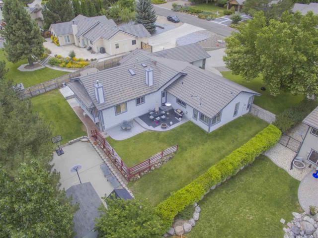 3177 Upland Ct., Carson City, NV 89703 (MLS #190010218) :: Chase International Real Estate