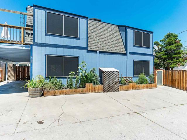 320 Caliente, Reno, NV 89509 (MLS #190010223) :: Joshua Fink Group