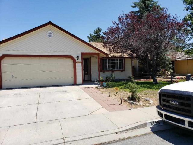 2155 Jodi Lane, Carson City, NV 89701 (MLS #190010236) :: Ferrari-Lund Real Estate