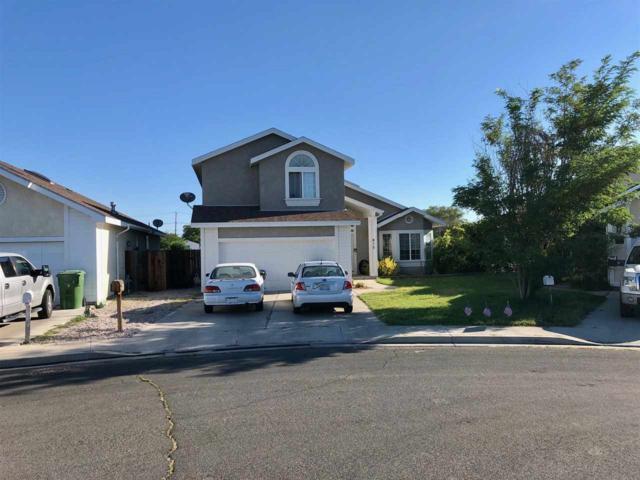 610 Sunset Dr, Fallon, NV 89406 (MLS #190010266) :: Ferrari-Lund Real Estate