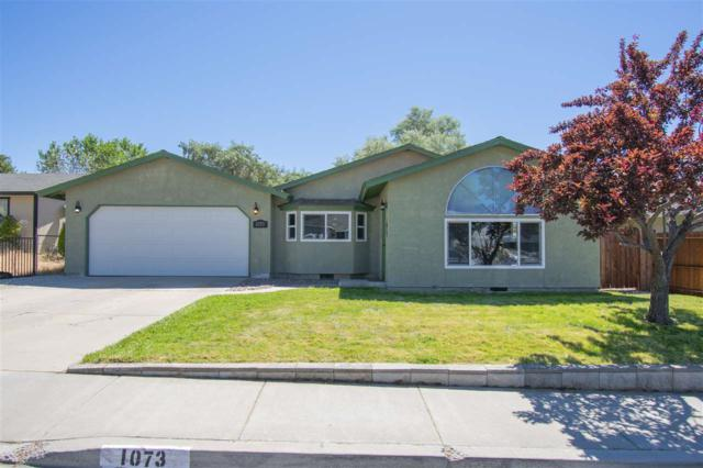 1073 Glacier Dr., Carson City, NV 89701 (MLS #190010267) :: The Mike Wood Team