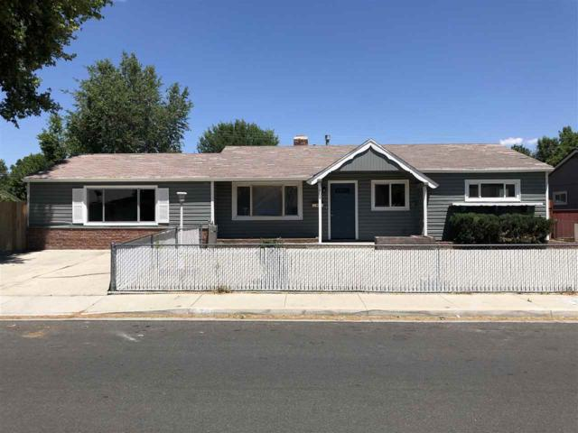 500 Richards Way, Sparks, NV 89431 (MLS #190010287) :: The Mike Wood Team
