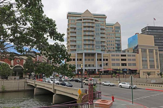 50 N Sierra Street #603 #603, Reno, NV 89501 (MLS #190010335) :: NVGemme Real Estate