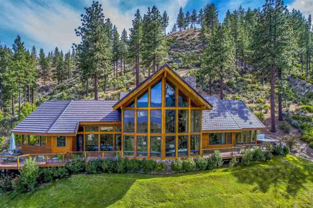 7345 Franktown Rd, Washoe Valley, NV 89704 (MLS #190010340) :: Vaulet Group Real Estate