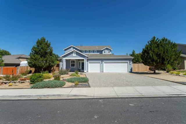 981 S University Park, Reno, NV 89512 (MLS #190010348) :: NVGemme Real Estate