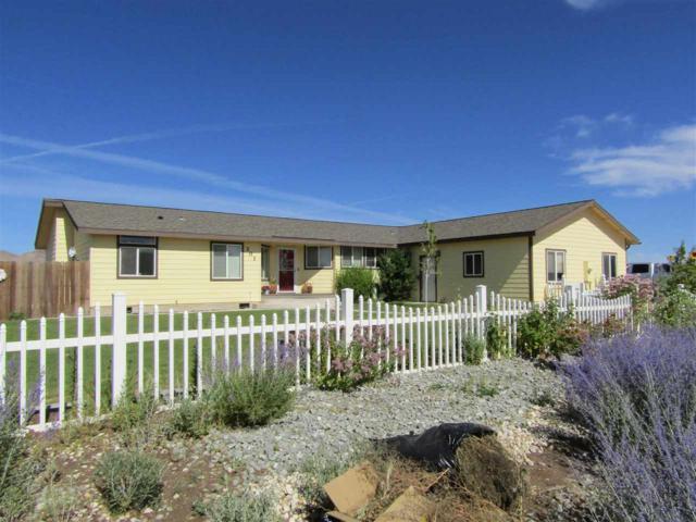 301 Chateau Way, Yerington, NV 89447 (MLS #190010401) :: Ferrari-Lund Real Estate