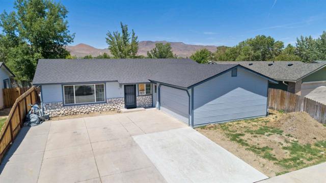 1510 Slide Mountain Dr, Carson City, NV 89706 (MLS #190010459) :: Ferrari-Lund Real Estate