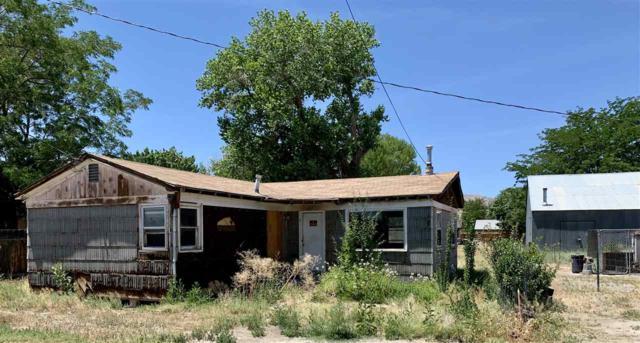 611 S Center, Yerington, NV 89447 (MLS #190010472) :: NVGemme Real Estate