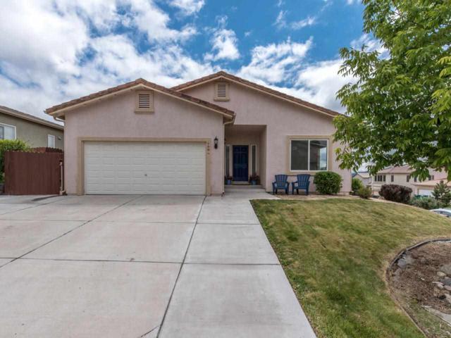 3360 Fairway Ct, Sparks, NV 89431 (MLS #190010607) :: NVGemme Real Estate