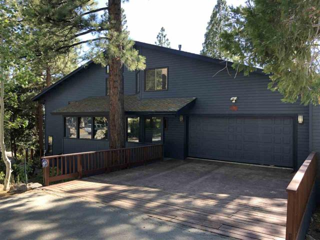 525 Spencer Way, Incline Village, NV 89451 (MLS #190010621) :: Chase International Real Estate