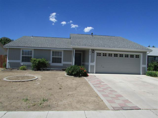 212 Corral Dr., Dayton, NV 89403 (MLS #190010635) :: Ferrari-Lund Real Estate