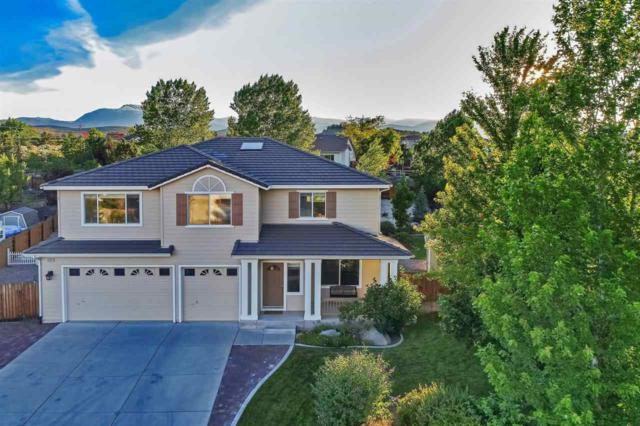 405 Solitude Court, Reno, NV 89511 (MLS #190010637) :: The Mike Wood Team