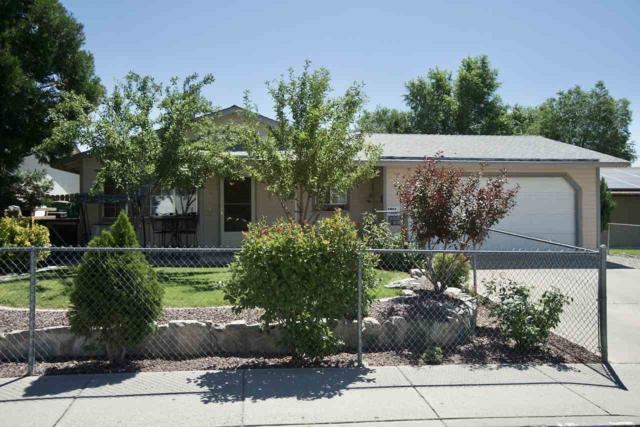 1211 Monte Rosa Dr., Carson City, NV 89701 (MLS #190010667) :: The Mike Wood Team