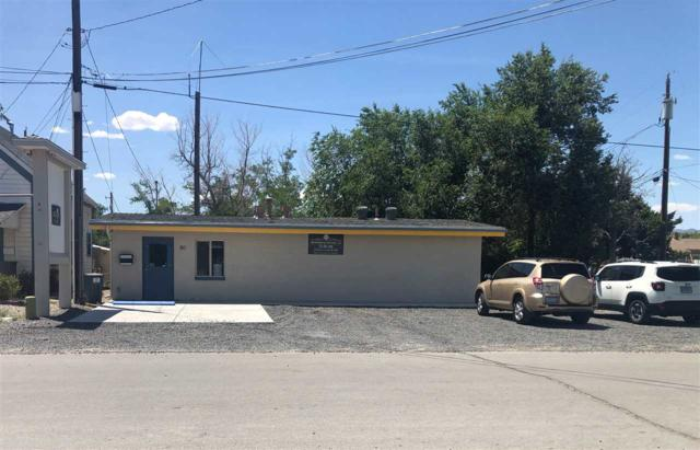 90 West Street, Fernley, NV 89408 (MLS #190010702) :: Chase International Real Estate