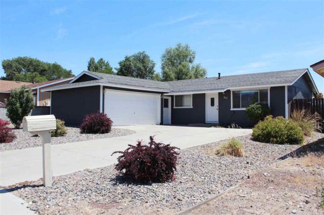 957 Siskiyou Drive, Carson City, NV 89701 (MLS #190010716) :: The Mike Wood Team