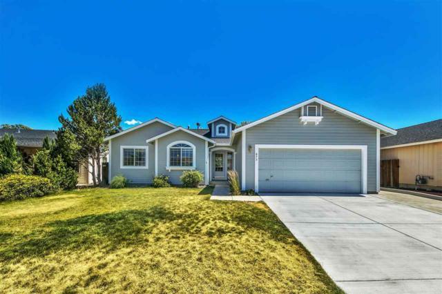 873 Meadow Vista, Carson City, NV 89705 (MLS #190010725) :: NVGemme Real Estate