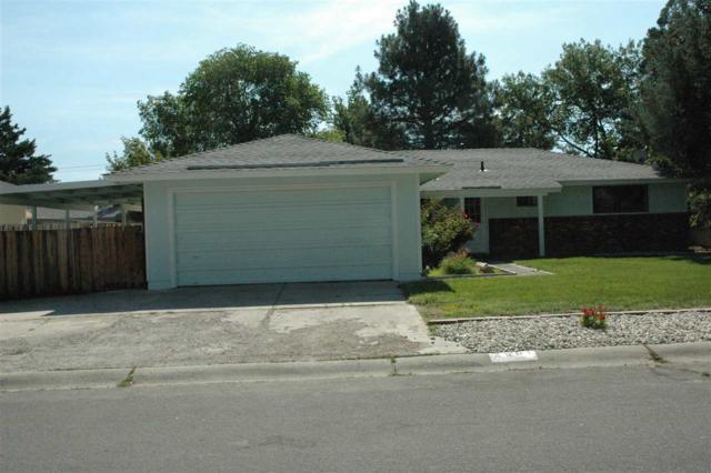2501 Merrit Drive, Carson City, NV 89701 (MLS #190010727) :: Ferrari-Lund Real Estate