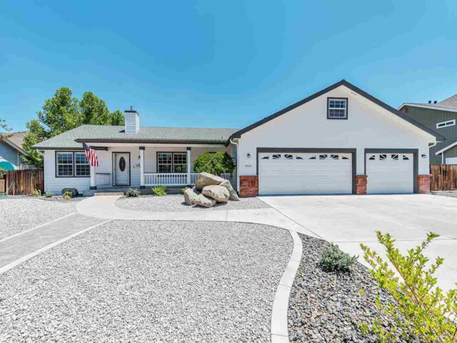 2955 Del Rio Lane, Minden, NV 89423 (MLS #190010745) :: NVGemme Real Estate