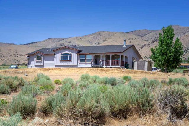 4170 Red Canyon, Wellington, NV 89444 (MLS #190010754) :: Chase International Real Estate